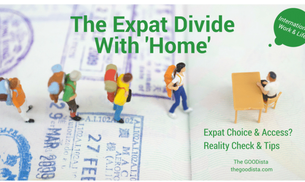 International Life: The Expat Divide With 'Home'